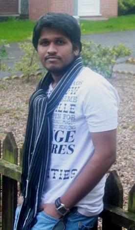 Deepak Selvaraj